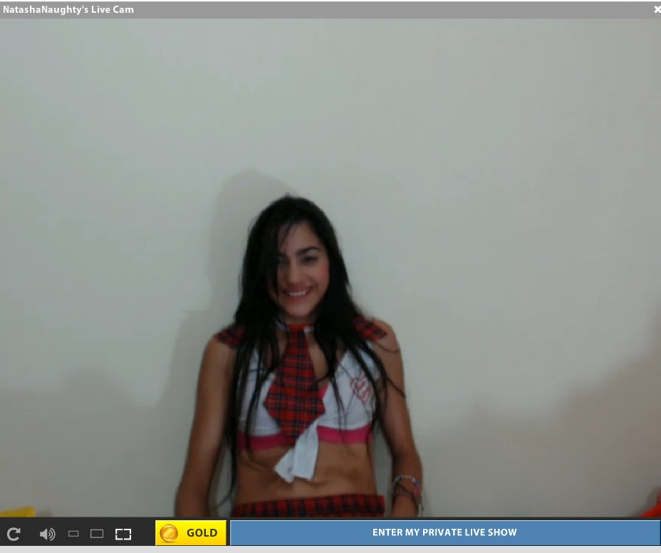 She's also new to live cams having just joined last week but she's eager to please and used to be a stripper.