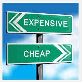 Cheap is not always about the price per minute, but also about the value for your experience overall!