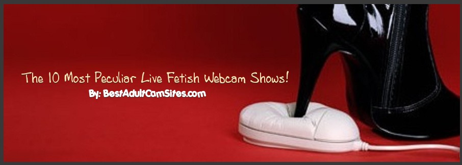 Exploring the world of live fetish shows on home webcams....