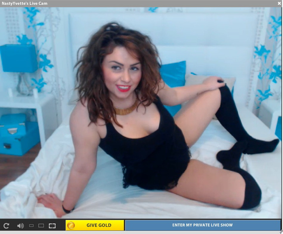 NEW FEATURED ADULT CAM MODEL NastyYvette